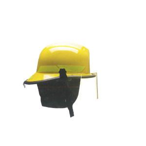 BULLARD/博莱德 消防头盔 LTXYL 黄色 PE 1顶
