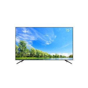 "HISENSE/海信 超清智能液晶电视机 75E3D 75"" 黑色 4K WiFi 语音 16GB 含挂装 1台"