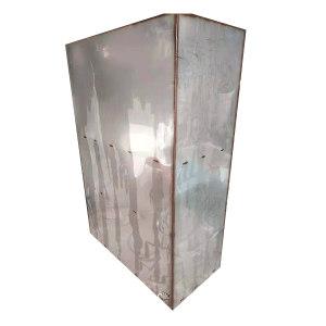 HENGXIN/恒信 白钢保温水箱 1m*1.5m*0.5m 含水箱支架 1台