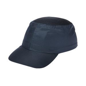 DELTA/代尔塔 COLTAN轻型防撞安全帽 102010 藏青色(BL) PU涂层 PE帽壳 7cm帽檐 1顶