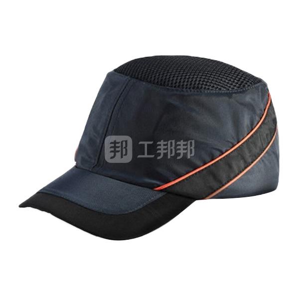 DELTA/代尔塔 COLTAN轻型防撞安全帽 102110 蓝色(BM) PU涂层 PE帽壳 7cm帽檐 1顶