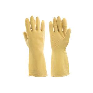 ANDANDA/安丹达 ProCHem牛筋手套(电商版) 10363 8码 黄色 天然橡胶 1副