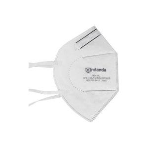 ANDANDA/安丹达 折叠不带阀头戴式口罩(电商版) 9543A KN95 白色 2只×25袋 1盒