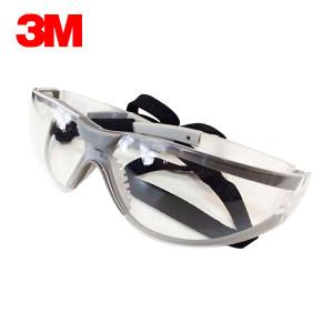 3M 舒适型防护眼镜 11394 防雾 1副
