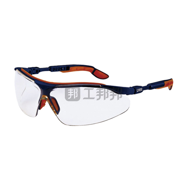UVEX/优维斯 i-vo系列防护眼镜 9160265 防雾防刮擦 1副