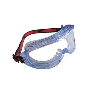 3M 亚洲款舒适型防化学护目镜 1623AF 防雾 1副