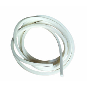 JIUWANG/久旺 硅胶橡胶密封条 10×10mm 定制 1米