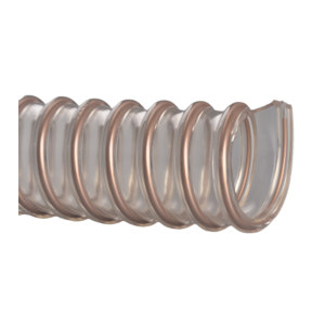 FOXIFLEX PU钢丝软管 905S-020-20 20mm 长20m 4.025bar 壁厚0.8mm 阻燃 防静电 1卷