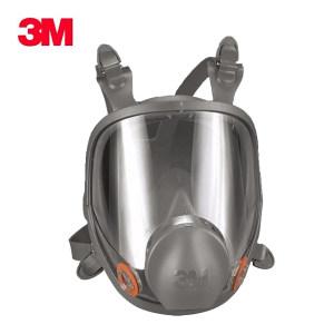3M 6000系列呼吸防护全面具 6800 中号 1个