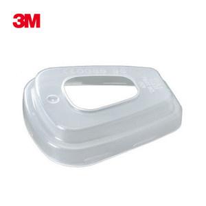 3M 6000/7500/FF-400系列滤棉盖 501 适用于6000/7500/FF-400系列 1个