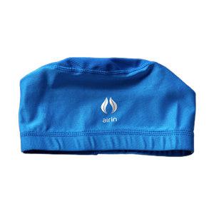AIRIN/空因 科技冷感运动护帽 AU201PE6000101 海蓝色 均码 烫银 1顶
