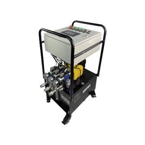 LAF-TECH/拉弗 压力自动保持电动液压泵 LHE-5040EV43L*3WFL-P7 1个