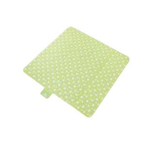 E-TRAVEL/易旅 牛津布野餐垫 2×2m 绿色梦幻泡泡 1条