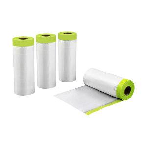 PANCLEAN/泛洁 喷漆遮蔽膜 6001-10 1.1×30m 50卷 1箱