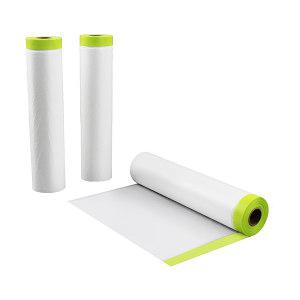 PANCLEAN/泛洁 喷漆遮蔽膜 6001-20 2×30m 30卷 1箱