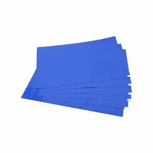 ECOBOOTHS/爱柯部落 洁净室粘尘除尘垫 110248 蓝色 60×90cm 300片 1盒