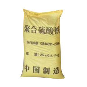 HNJS/华南净水 聚合硫酸铁 11% 25kg 1袋
