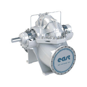 EAST/东方泵业 双吸泵 DFSS300-13N/4 铸铁材质 机封形式 不带底座 不带电机 304轴套 1台