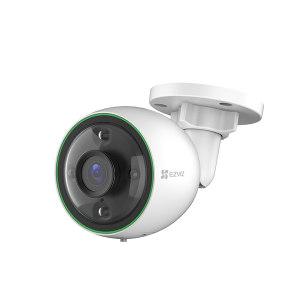 EZVIZ/萤石 全彩系列高清网络摄像机(标准版) C3C 镜头焦距4mm 200万像素 支持POE供电 1台