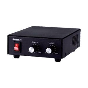 HZTEST/华周 光源控制器 KZ2-24V-2-AC 24V 2通道 模拟控制器 1台