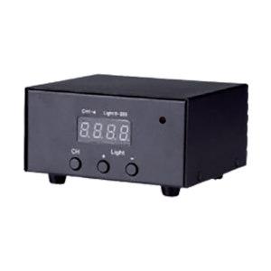HZTEST/华周 光源控制器 DKZ2-5V-4-AC 5V 2通道 数字控制器 1台