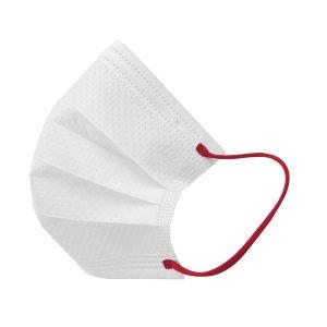 ANDANDA/安丹达 新型纳米口罩 NF103015 白色 3层 平面 钢印 10只 1包