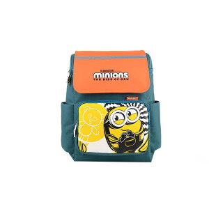MINIONS/小黄人 神偷奶爸小黄人儿童背包(墨绿色) ME-001M 1个
