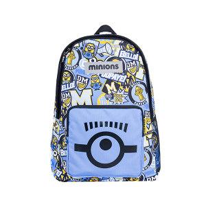 MINIONS/小黄人 神偷奶爸小黄人时尚背包(蓝色) ME-003M 1个