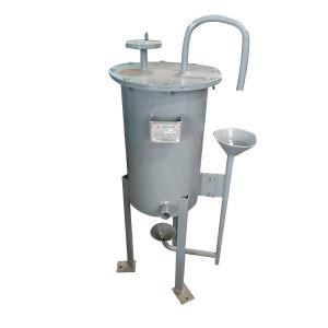 ZHONGLIGUOLU/众力锅炉 常规辅机碳钢取样冷却器 254 1台