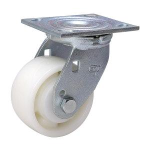 EDL/易得力 重型平顶万向脚轮 73114-734-26 载重380kg 安装高度143mm 底板规格116×100mm 轮径×轮宽100×50mm 1只