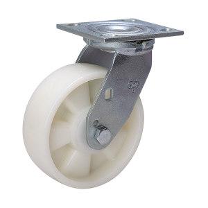 EDL/易得力 重型平顶万向脚轮 73116-736-26 载重420kg 安装高度191mm 底板规格116×100mm 轮径×轮宽150×50mm 1只