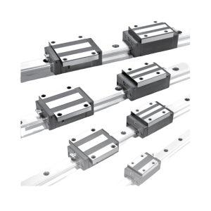 PMI/银泰 直线导轨滑块 MSA35LE2SSF0+R1300-10/10HII 1套