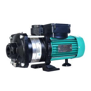 WILO/威乐 卧式多级铸铁泵 MHIL402-3/10/E/1-220-50-2/T-B-BSR 额定流量4m3/h 额定扬程15m 550W 220V 9147314 1台