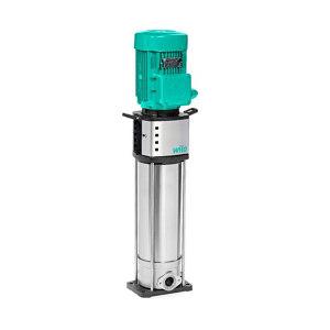 WILO/威乐 立式多级高效高压离心泵 HELIXV204-1/16/E/S/380-50(B-cx)-S 额定流量2m3/h 额定扬程25m 370W 380V 9141532 1台