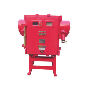 WAROM/华荣 矿用隔爆兼本质安全型高压真空电磁起动器 QJGZ-100/6 100A 软联接 1个