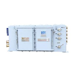 WAROM/华荣 矿用隔爆兼本质安全型多回路真空电磁起动器 QJZ-2400/3300-12 2.4kA 快速引入装置 1个