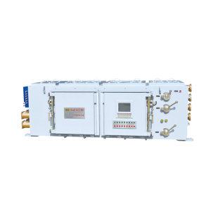 WAROM/华荣 矿用隔爆兼本质安全型多回路真空电磁起动器 QJZ-2000/1140(660)-9 2kA 快速引入装置 1个