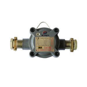 WAROM/华荣 矿用隔爆型低压电缆接线盒 BHD2-25/380-2T 245×118×80mm 1个