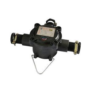 WAROM/华荣 矿用隔爆型低压电缆接线盒 BHD2-25/380-3T 245×182×80mm 1个