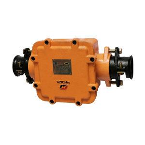 WAROM/华荣 矿用隔爆型低压电缆接线盒 BHD2-200/1140-2T 445×250×165mm 1个