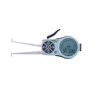 INSIZE PLUS/英示加 数显内卡规 2155-30 10-30mm 0.01mm, 0.02mm可切换 1个
