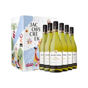JACOB'S CREEK/杰卡斯 杰卡斯(经典霞多丽) 0064 750mL×6瓶 1箱
