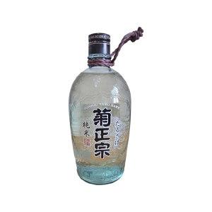 KIKUMASAMUNE/菊正宗 纯米樽酒 01224 720mL×6瓶 1箱