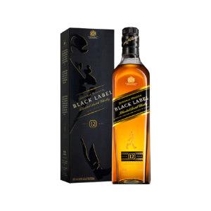 JOHNNIE WALKER/尊尼获加 尊尼获加(黑方) 0261 700mL×12瓶 1箱