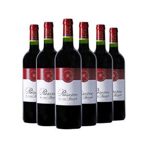 LEGENDE/拉菲传奇 拉菲珍藏波尔多干红葡萄酒 拉菲珍藏波尔多干红葡萄酒 750mL×6瓶 1箱