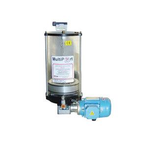BIJUR/贝奇尔 电动油脂泵 CSS2-D2-010 油箱容积2L 22449-1 1台