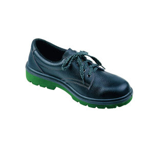 HONEYWELL/霍尼韦尔 ECO系列低帮牛皮安全鞋 BC0919701 42码 黑色 防砸防静电 1双