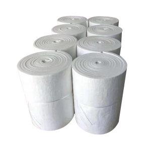 XINYUANRUI/鑫元瑞 含锆硅酸铝针刺毯 128kg/m³-5000×610×30mm 耐温度1360℃ 推荐使用≤1300℃ 1卷