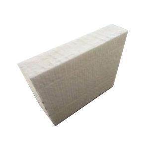 XINYUANRUI/鑫元瑞 硅酸铝板 85kg/m³-1000×600×40mm 耐温1000℃ 推荐使用≤800℃ 1片