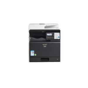 SHARP/夏普 A3彩色数码复合机 SF-S211RC 打印/复印/扫描 含双面输稿器+单纸盒+工作台 1台